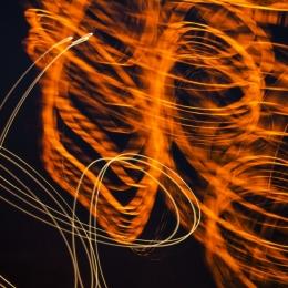 Orangelightscribbles