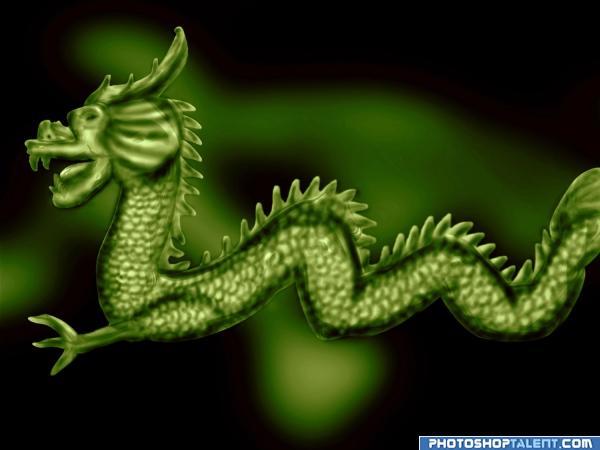 Organic Dragon.....