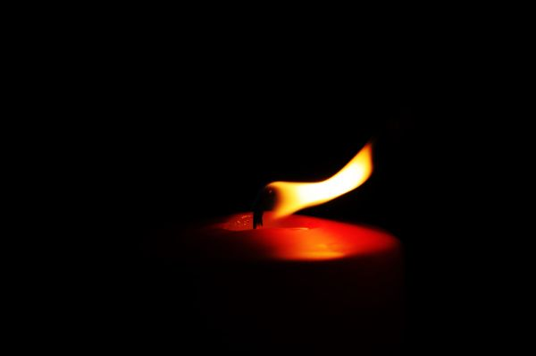 Moving Flame
