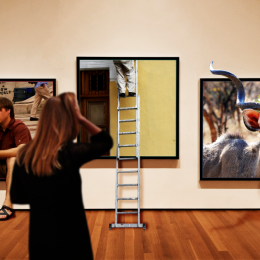 Art Imitates Life Picture