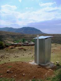 The V.I.P. Toilet of Lesotho
