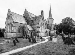 Charlestown Parish church Picture