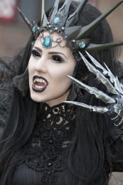 Black eyed vampire