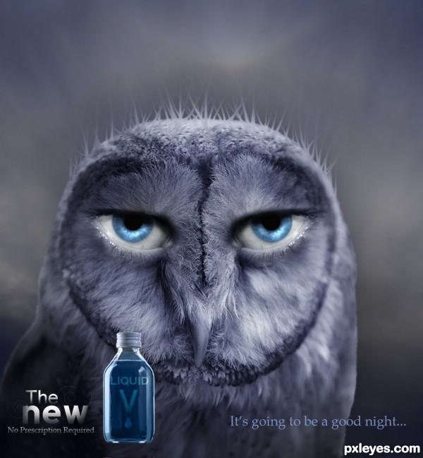 Liquid V Advertisement