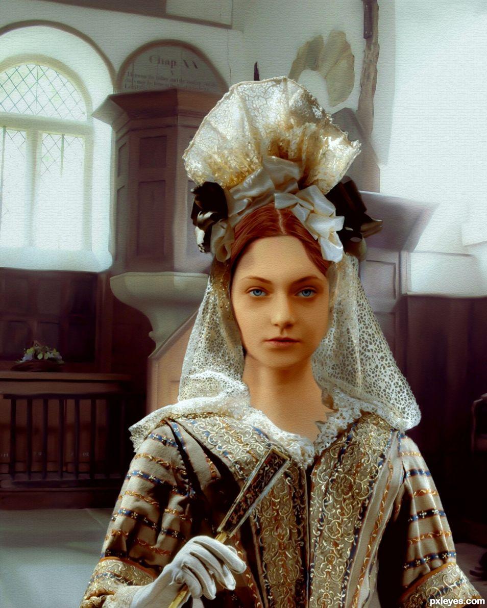 Lady Stark circa 17th Century