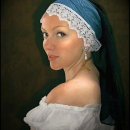 Girl with pearl earring Picture