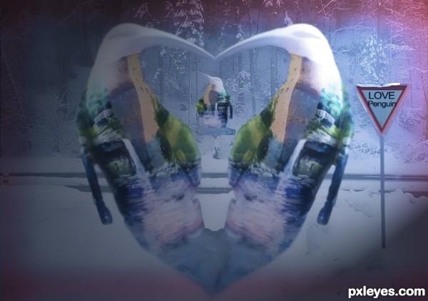 Love Penguin Place