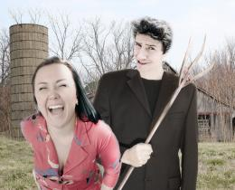 American Gothic 2012 Picture