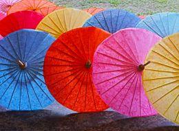 Picture Perfect Paper Parasols
