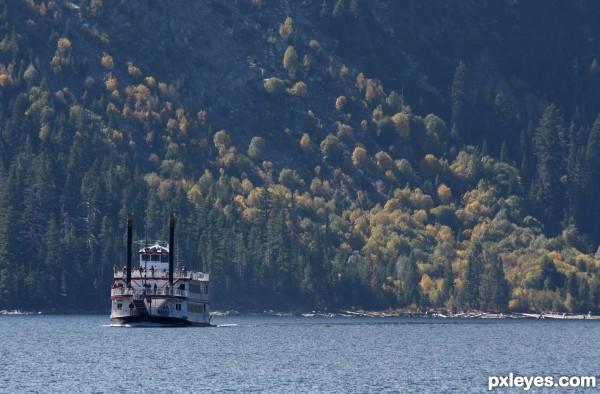 Lake Tahoe Cruisin