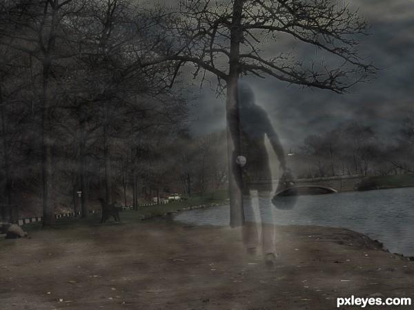 Ghost Park Walk