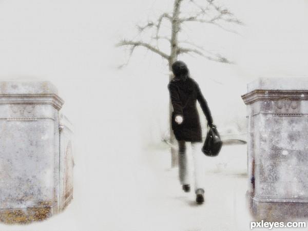 Walking Through A Dream