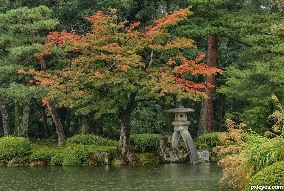 Kanazawa in the Fall