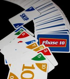 Phase 10 anyone?