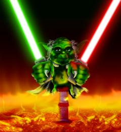Old Yoda Picture