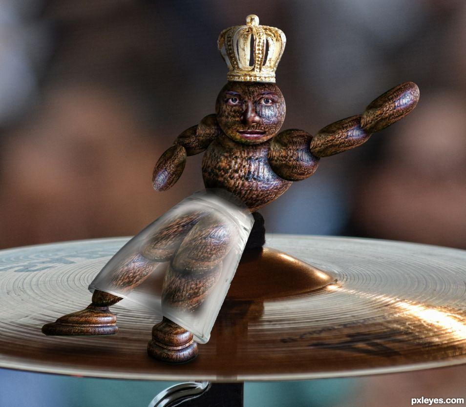 Dancing on a Cymbal