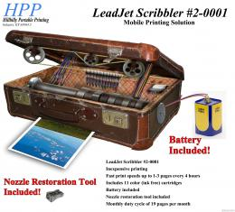 LeadJet Scribbler #2-0001 Picture