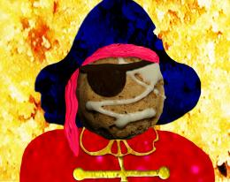 cookies Pirate