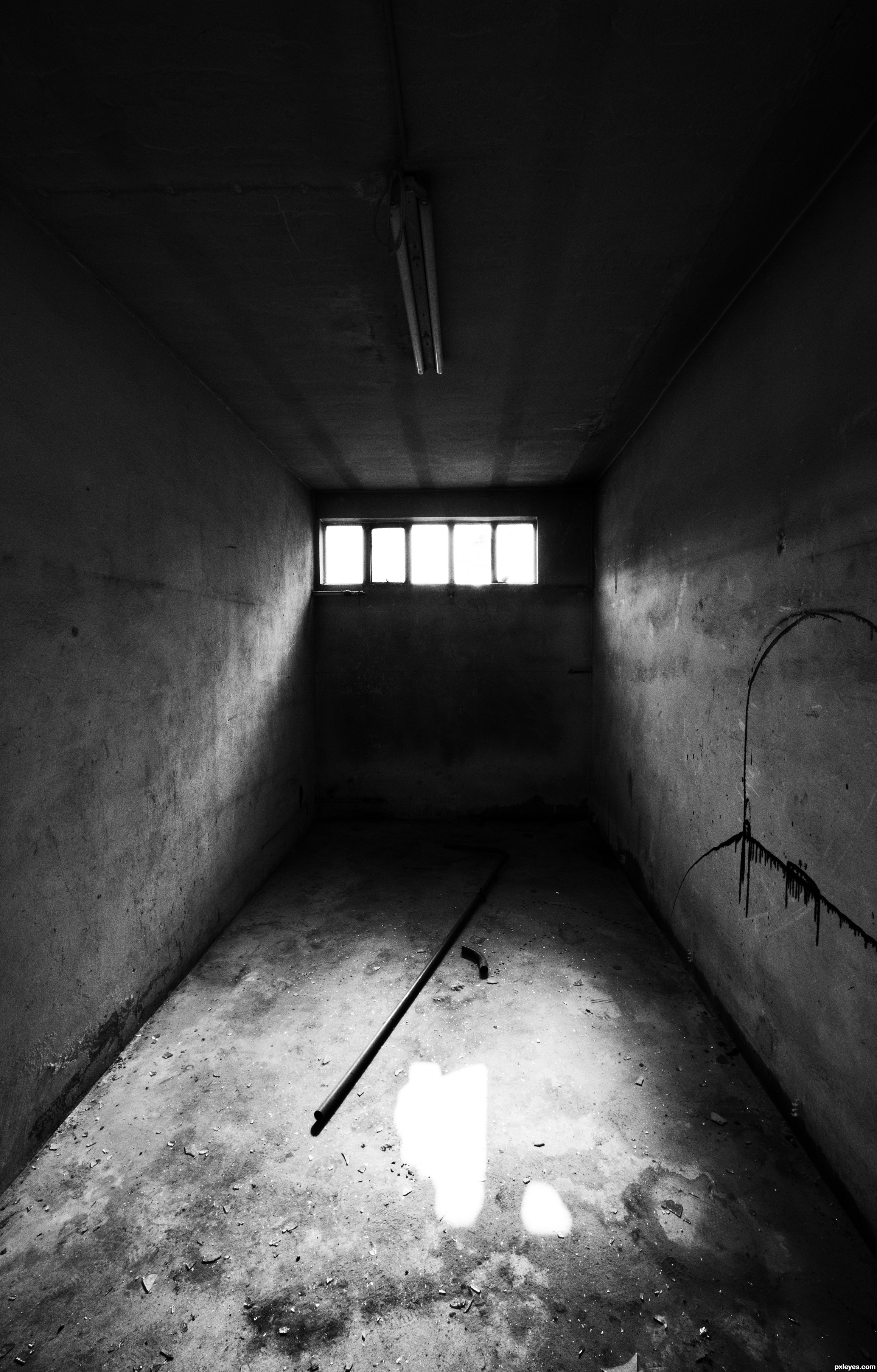 Claustrophobia- Fear of confined spaces picture, by SaHdeeQ for ...