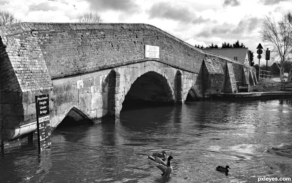 Fear of Bridges-GEPHYROPHOBIA