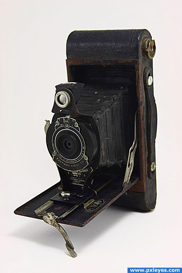 1926 Kodak Hawk-Eye 2a