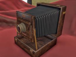 OldFashionedCamera