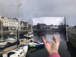 Inner Harbour & North Quay 1890s
