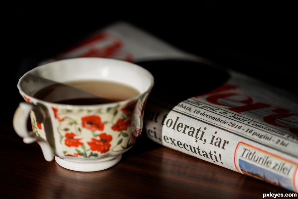 tea&news