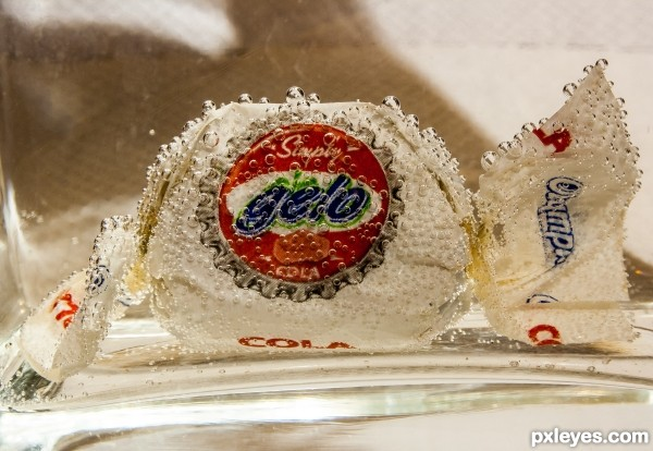 Gelo Cola