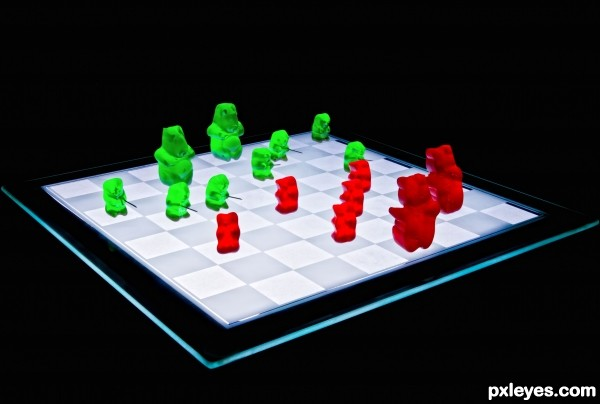 Gummy Chess?