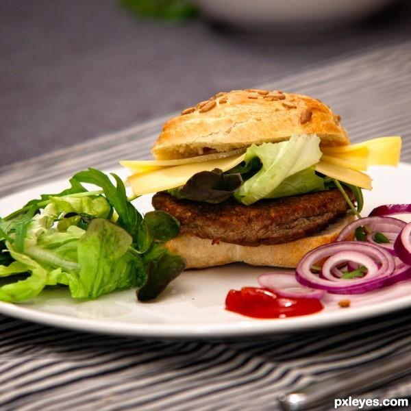 Burger Time!