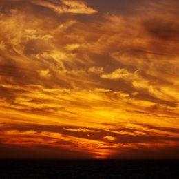 SunsetatSea