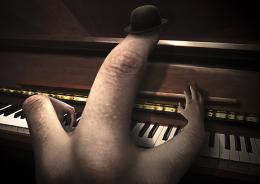 The Piano Hand
