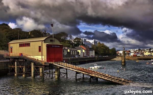 Douglas Lifeboat Station