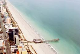 Myrtle Beach from above