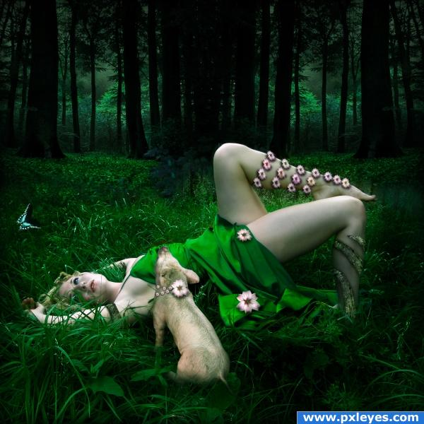 romance style nature girl nature girl