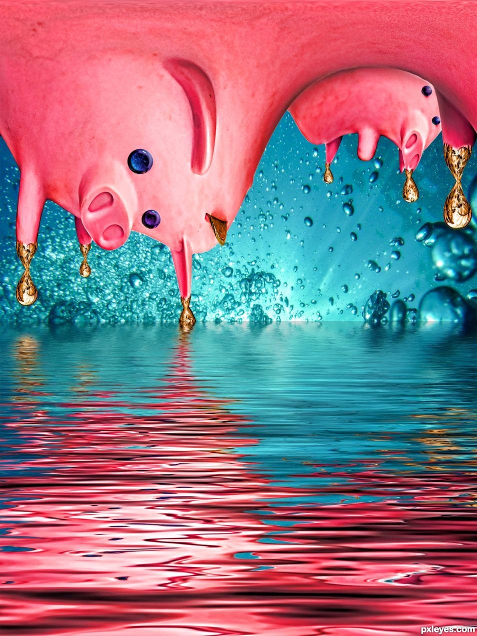 Drippy Pig Drippy Drippy Pig