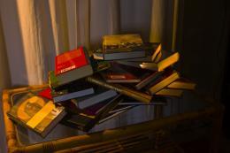 Bookspiledup