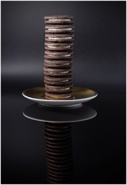 The Leaning Tower ot Oreo