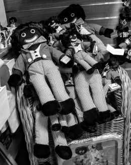 Pile of Golliwogs