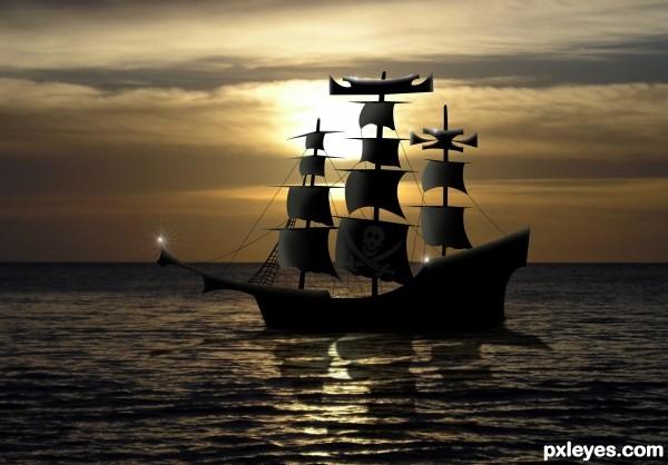 Calm Ship