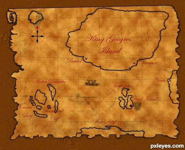 a treasure map essay Treasure chest - story starters for kids (adventure) this treasure chest story starter is a creative writing prompt for kids who love to write adventure stories story starters for kids are creative writing prompts to help kids develop their creative writing skills.