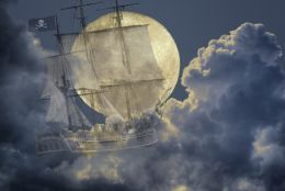 Ghost of the Jolly Roger