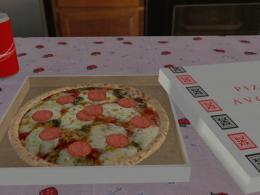 Pizza Avgvsta