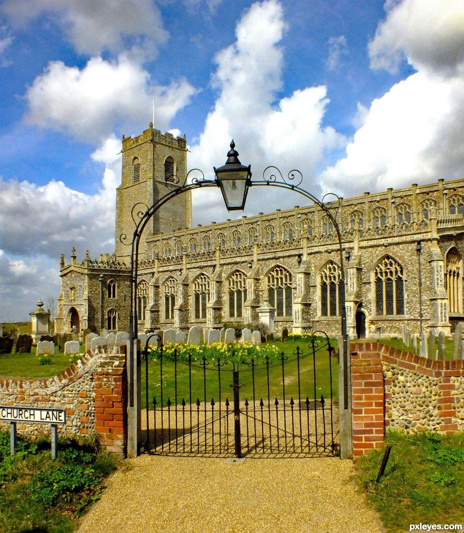 Blytheburgh Church