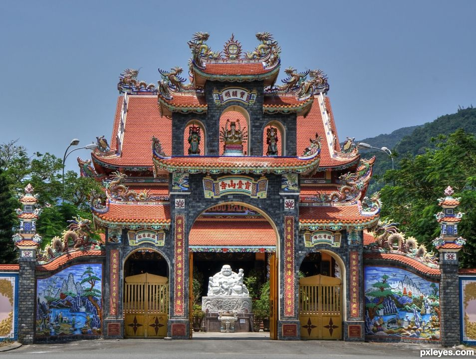 Pagoda, Asia