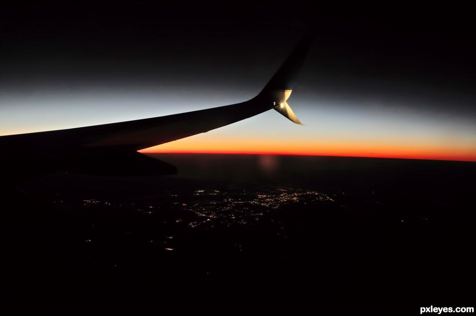 At the End of the Redeye