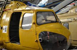 Helicopter On Display