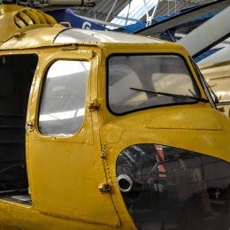 HelicopterOnDisplay