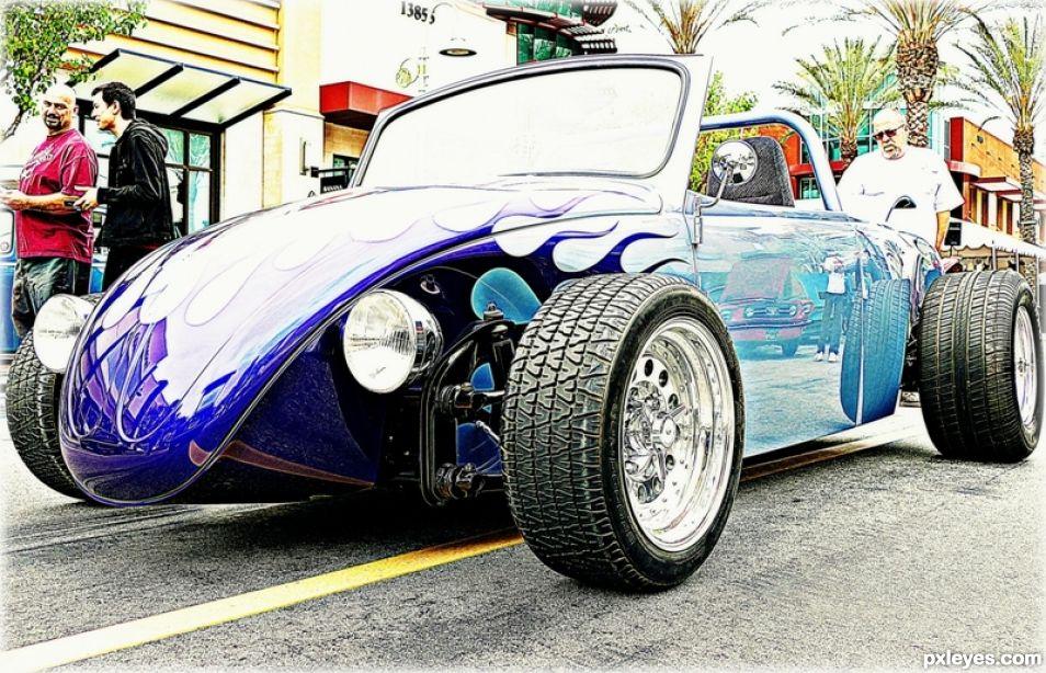 Baja Roadster
